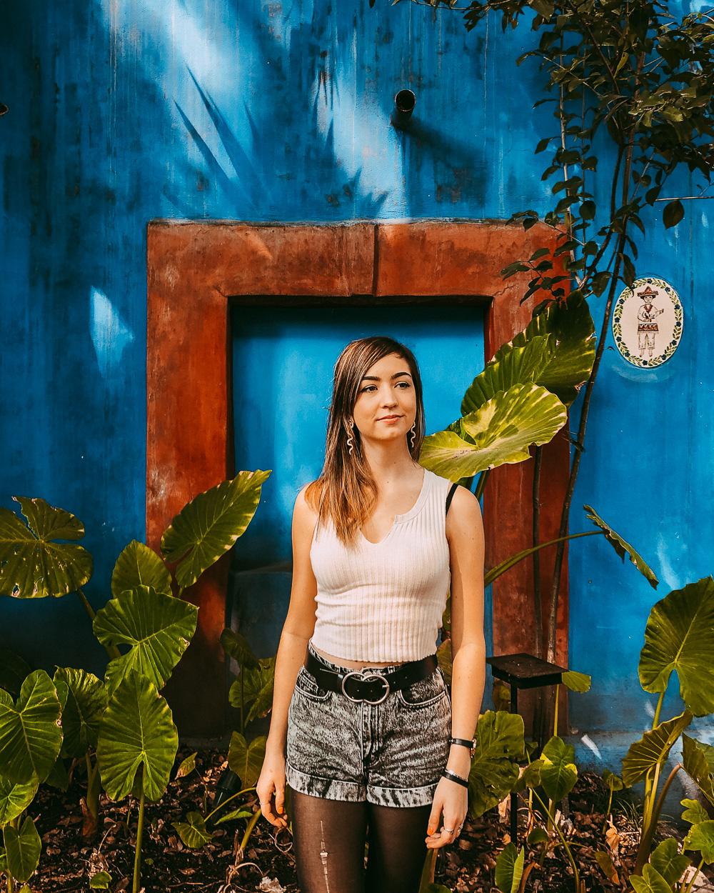 casa azul frida kahlo coyocan mexico