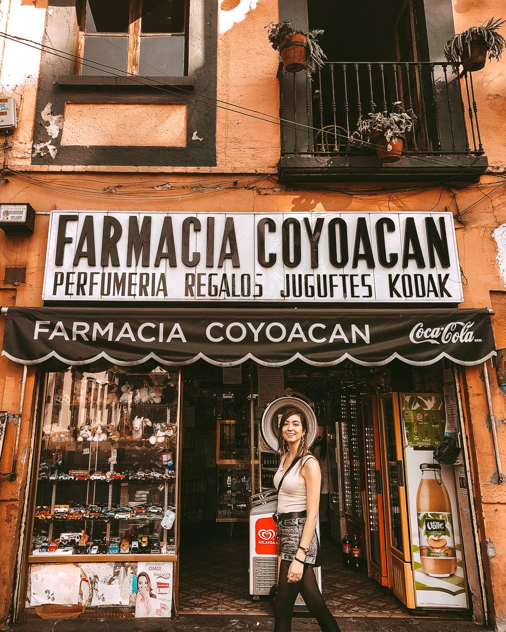 Coyocan, Mexico