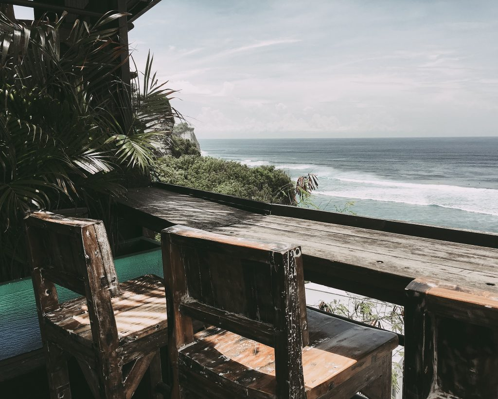 Bali Indonesia Uluwatu