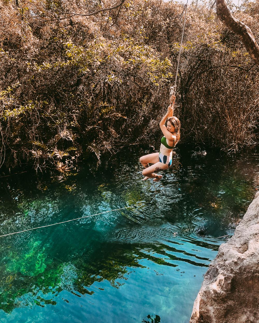 Cenote Escondito
