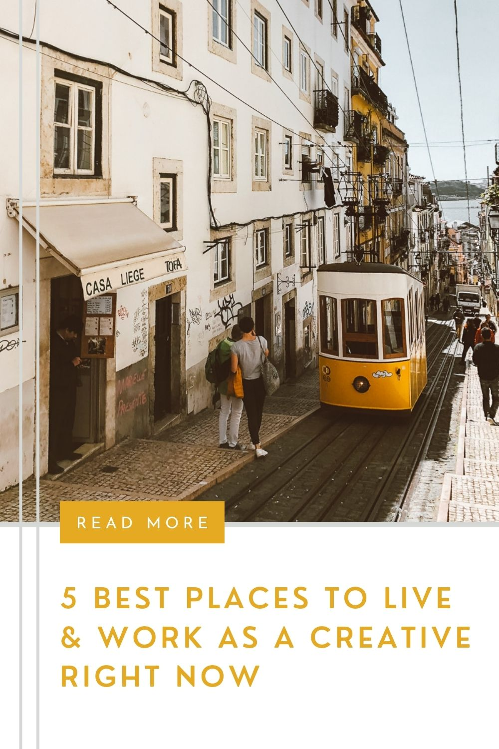 The 5 best places to live & work as a creative right now