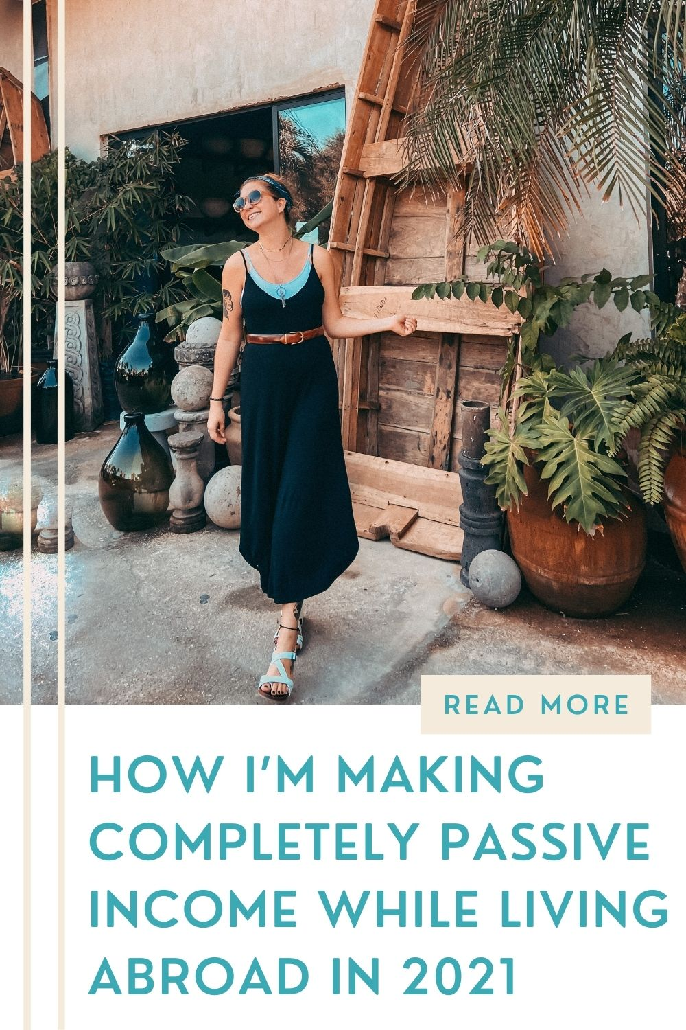 How I'm Making Completely Passive Income While Living Abroad In 2021 - The Daily Sunday